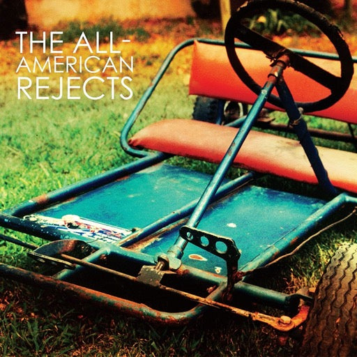ALL AMERICAN REJECTS <br/> <small>ALL-AMERICAN REJECTS (COLV) (P</small>