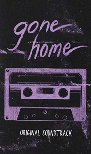 GONE HOME SOUNDTRACK <br/> <small>GONE HOME SOUNDTRACK</small>