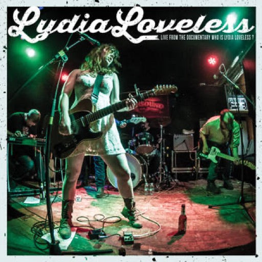 LOVELESS,LYDIA <br/> <small>WHO IS LYDIA LOVELESS</small>