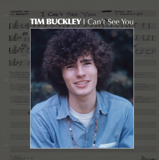 BUCKLEY,TIM <br/> <small>I CAN'T SEE YOU</small>