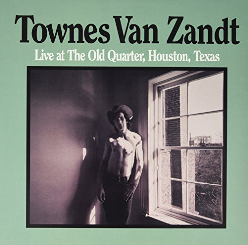 VAN ZANDT,TOWNES <br/> <small>LIVE AT THE OLD QUARTER (CLEAR</small>