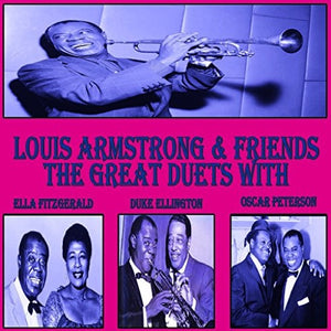 ARMSTRONG,LOUIS & FRIENDS <br/> <small>GREAT DUETS</small>