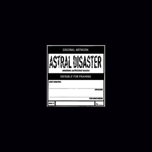 COIL <br/> <small>ASTRAL DISASTER SESSIONS UN /</small>
