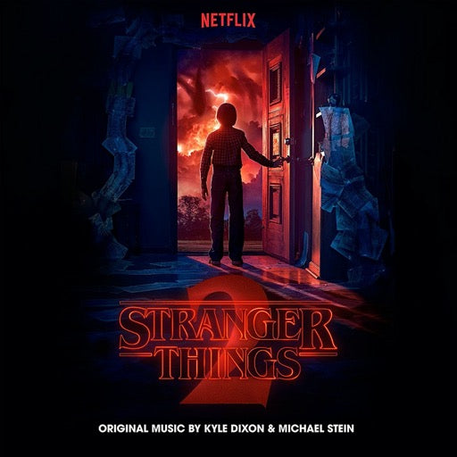 DIXON,KYLE / STEIN,MICHAEL <br/> <small>STRANGER THINGS 2 - O.S.T.</small>