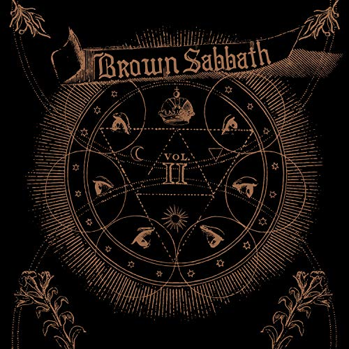 BROWNOUT <br/> <small>BROWN SABBATH VOL. 2</small>
