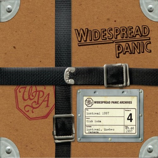 WIDESPREAD PANIC <br/> <small>MONTREAL 9.8.1997</small>