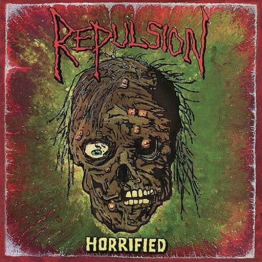 REPULSION <br/> <small>HORRIFIED (PICT) (ANIV)</small>