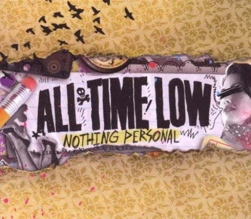 ALL TIME LOW <br/> <small>NOTHING PERSONAL</small>
