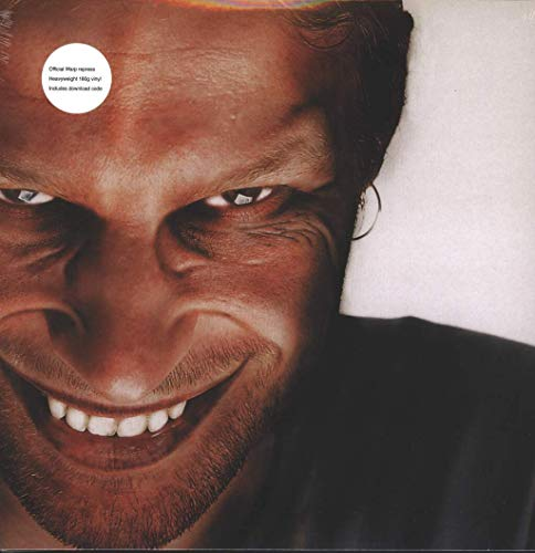 APHEX TWIN <br/> <small>RICHARD D JAMES ALBUM (DLCD)</small>
