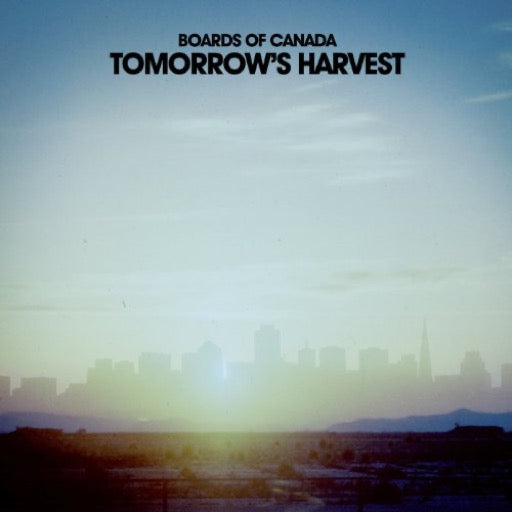 BOARDS OF CANADA <br/> <small>TOMORROW'S HARVEST (DBTR)</small>