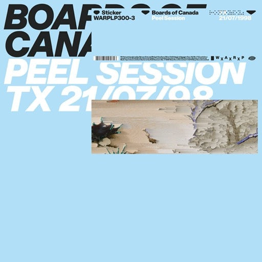 BOARDS OF CANADA <br/> <small>PEEL SESSION (DLCD)</small>