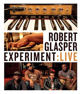 GLASPER,ROBERT <br/> <small>EXPERIMENT: LIVE</small>