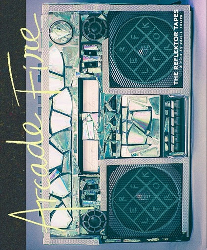 ARCADE FIRE <br/> <small>REFLEKTOR TAPES (2PC)</small>