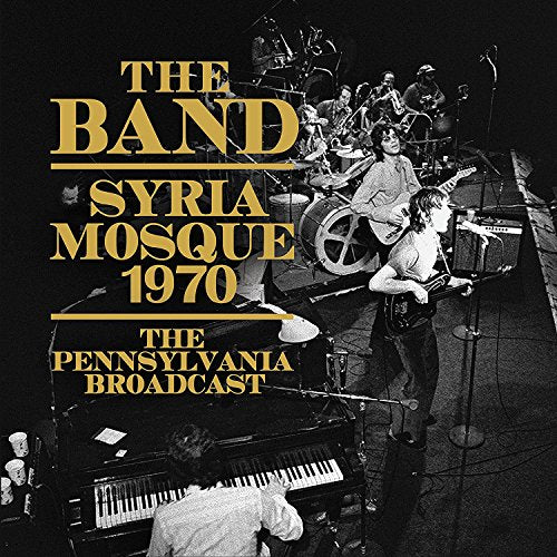 BAND <br/> <small>SYRIA MOSQUE 1970</small>