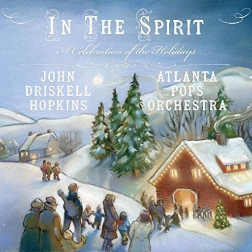 HOPKINS,JOHN DRISKELL / ATLANT <br/> <small>IN THE SPIRIT: A CELEBRATION O</small>