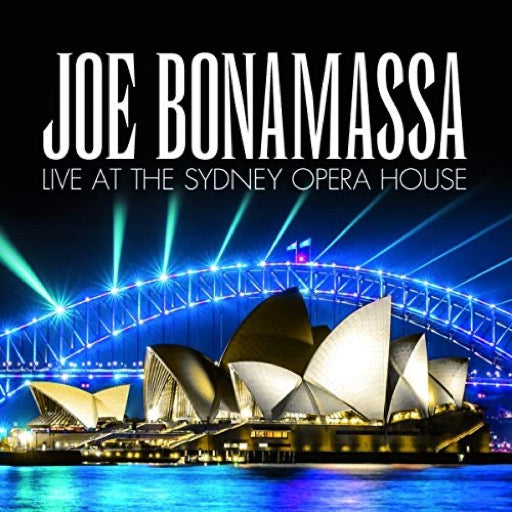 BONAMASSA,JOE <br/> <small>LIVE AT THE SYDNEY OPERA HOUSE</small>