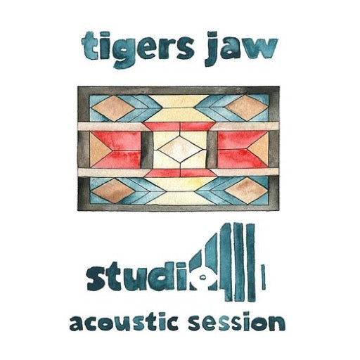 TIGERS JAW <br/> <small>STUDIO 4 ACOUSTIC SESSION (COL</small>