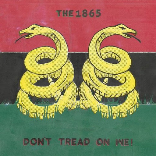 1865 <br/> <small>DON'T TREAD ON WE (BLK) (COLV)</small>
