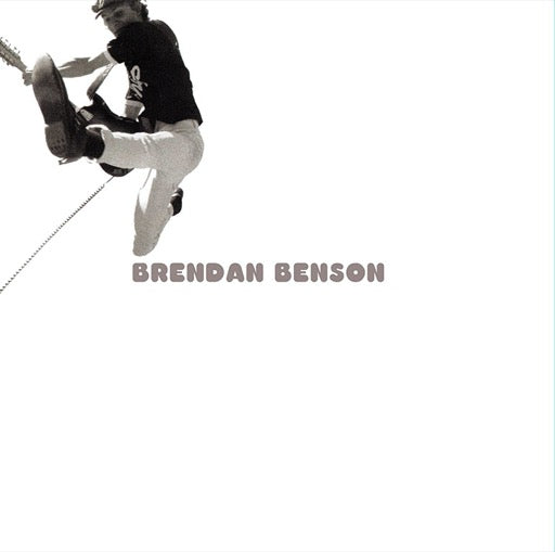 BENSON,BRENDAN <br/> <small>ONE MISSISSIPPI (BLK) (OGV)</small>