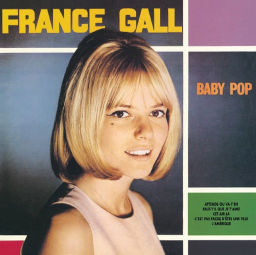 GALL,FRANCE <br/> <small>BABY POP (OGV)</small>