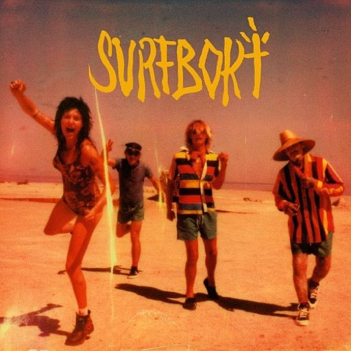 SURFBORT <br/> <small>YOU DON'T EXIST (10IN)</small>