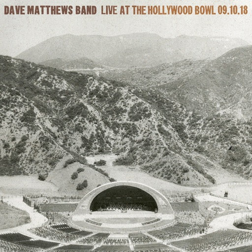 MATTHEWS,DAVE <br/> <small>LIVE AT HOLLYWOOD BOWL 9/10/18</small>