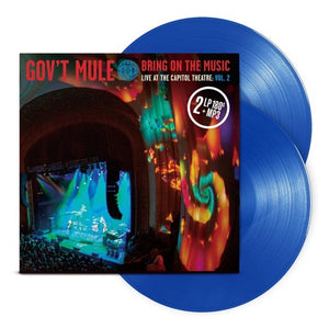 GOV'T MULE <br/> <small>BRING ON THE MUSIC V.2 LIVE</small>
