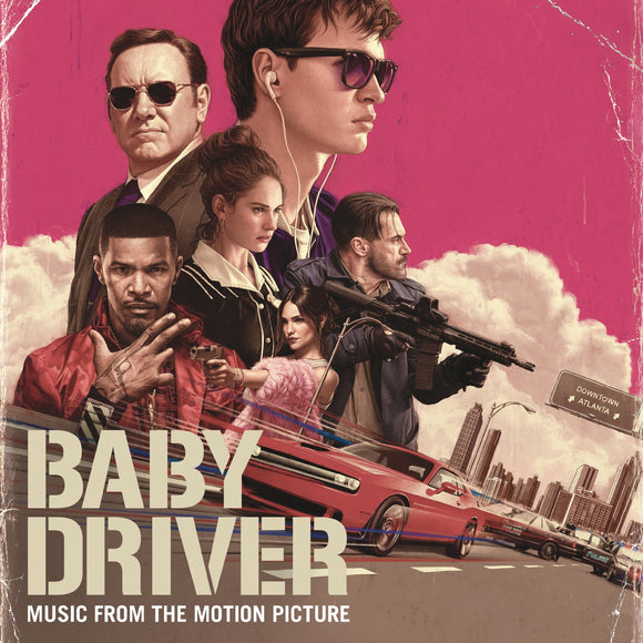 BABY DRIVER (MUSIC FROM MOTION <br/> <small>BABY DRIVER (MUSIC FROM MOTION</small>