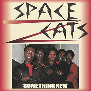 SPACE CATS <br/> <small>SOMETHING NEW</small>