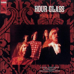HOUR GLASS <br/> <small>POWER OF LOVE</small>