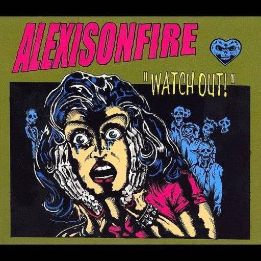 ALEXISONFIRE <br/> <small>WATCH OUT (GATE)</small>