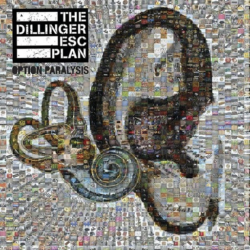 DILLINGER ESCAPE PLAN <br/> <small>OPTION PARALYSIS (BLUE) (COLV)</small>