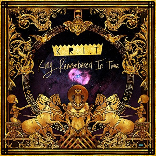 BIG KRIT <br/> <small>KING REMEMBERED IN TIME</small>