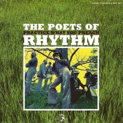 POETS OF RHYTHM <br/> <small>PRACTICE WHAT YOU PREACH (RMST</small>