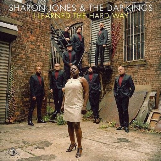 JONES,SHARON / DAP-KINGS <br/> <small>I LEARNED THE HARD WAY (DIG)</small>