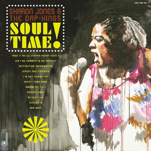 JONES,SHARON / DAP-KINGS <br/> <small>SOUL TIME</small>