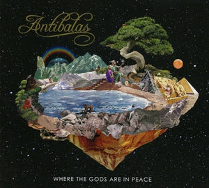 ANTIBALAS <br/> <small>WHERE THE GODS ARE IN PEACE</small>