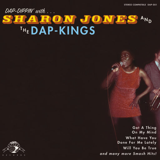 JONES,SHARON / DAP-KINGS <br/> <small>DAP-DIPPIN (RMST)</small>