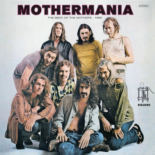 ZAPPA,FRANK <br/> <small>MOTHERMANIA: BEST OF THE MOTHE</small>