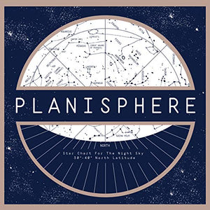 PLANISPHERE/VARIOUS <br/> <small>STAR CHART FOR THE NIGHT SKY</small>
