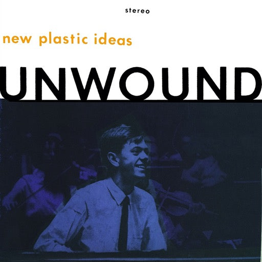 UNWOUND <br/> <small>NEW PLASTIC IDEAS</small>