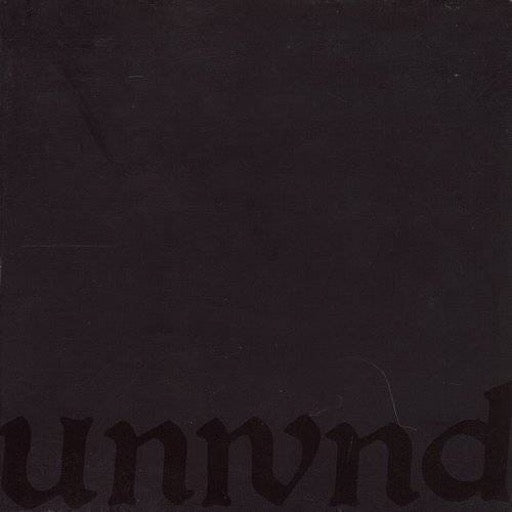 UNWOUND <br/> <small>LEAVES TURN INSIDE YOU</small>