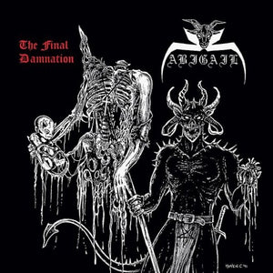 ABIGAIL <br/> <small>FINAL DAMNATION</small>