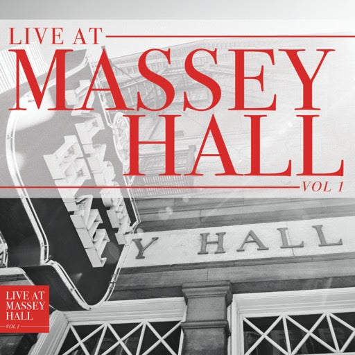 VA-LIVE AT MASSEY HALL 1 <br/> <small>BF18 LIVE AT MASSEY HALL 1</small>