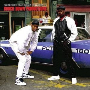 BOOGIE DOWN PRODUCTIONS <br/> <small>SOUTH BRONX TEACHINGS: A COLLE</small>