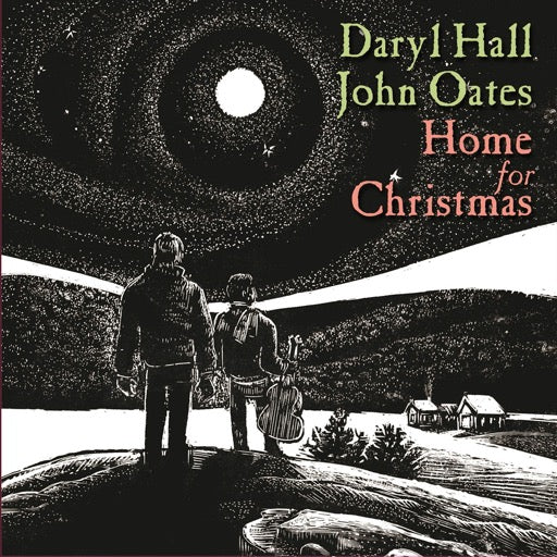 HALL,DARYL & OATES,JOHN <br/> <small>BF HOME FOR CHRISTMAS (COLV)</small>
