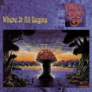 ALLMAN BROTHERS <br/> <small>WHERE IT ALL BEGINS (AUDP) (CO</small>