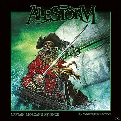 ALESTORM <br/> <small>CAPTAIN MORGAN`S REVENGE - 10T</small>