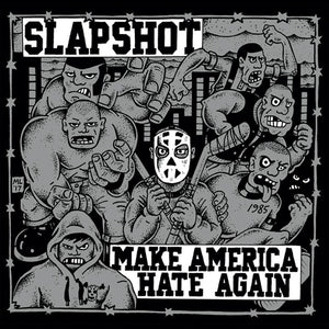 SLAPSHOT <br/> <small>MAKE AMERICA HATE AGAIN</small>