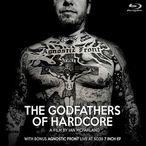 AGNOSTIC FRONT <br/> <small>GODFATHERS OF HARDCORE (2PC) /</small>
